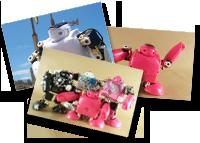 BeRobot robotics line